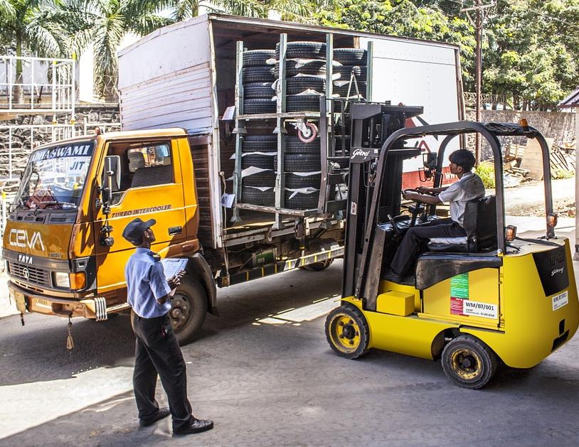 Logistics Workers - Globalia