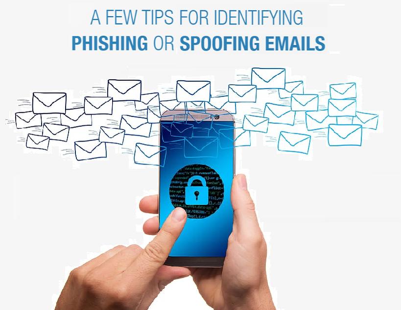 Identify Phishing Emails Globalia