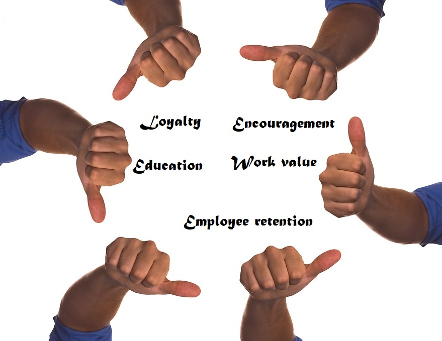 Independent freight forwarders - employee retention