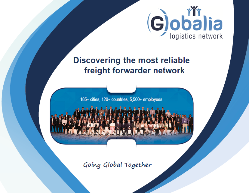 Globalia - the most reliable logistics network