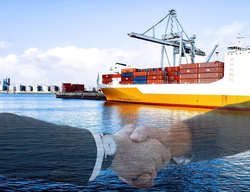 DSV Panalpina freight forwarding industry