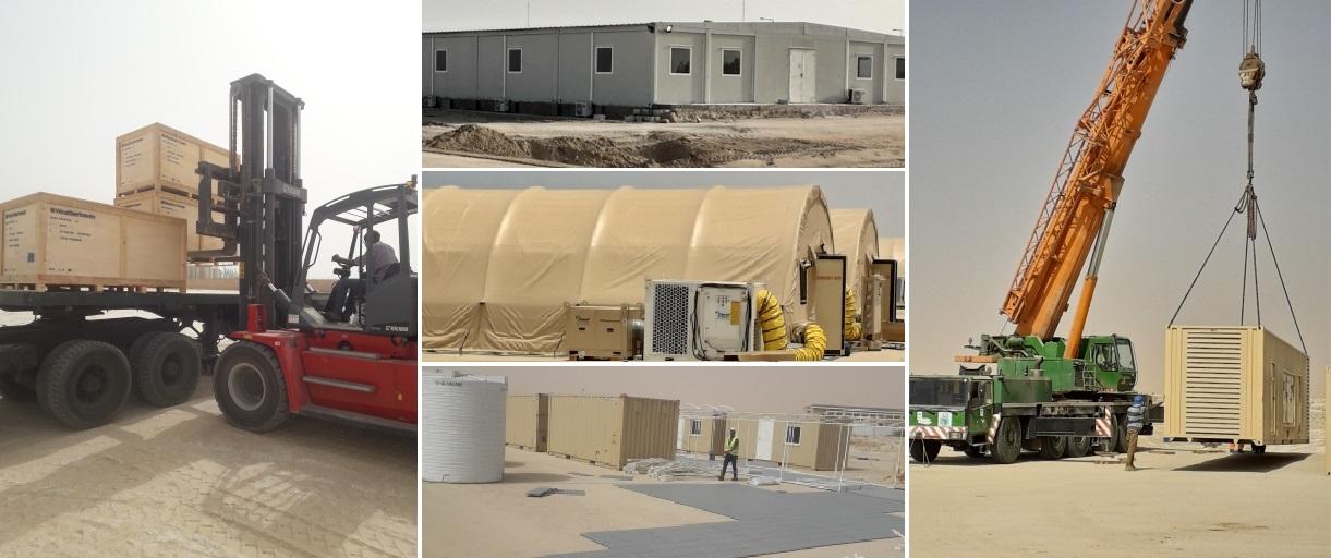 Freight Forwarder Network - shipment