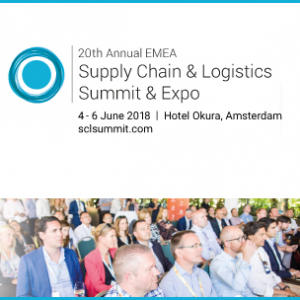 Globalia sponsors the 20th Annual Summit of End-To-End Supply Network at Amsterdam