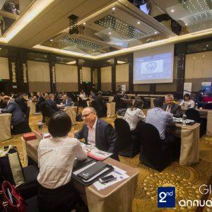 The power of teamwork among Globalia members