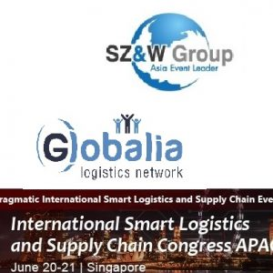 Globalia partners with the International Smart Logistics and Supply Chain Congress APAC 2018