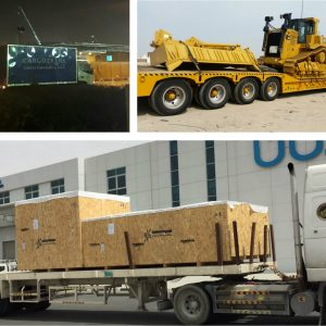 Globalia Dubai manages the shipment of a red line metro project valued in $3.5 billion