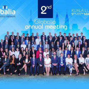 60% increase in the attendance of new members at Globalia's 2nd Annual Meeting