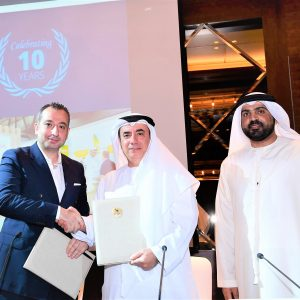 Globalia partners with WOP Dubai 2018
