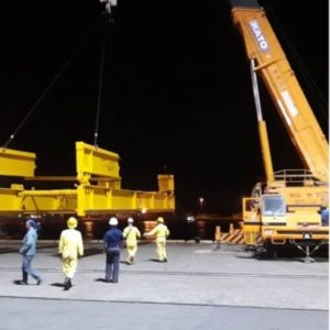 A&L Cargo Services moves a heat recovery steam generator from Bintulu, Malaysia to Vietnam