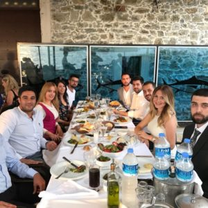 Globalia member in Mersin, Turkey, celebrates their 5th Anniversary