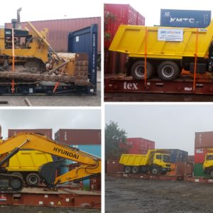 Globalia Panipat successfully completes the movement of mining equipment from India to Mozambique