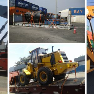 Globalia Mumbai successfully handles a project shipment to Sierra Leone on an ex-works basis