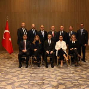 Globalia member in Istanbul, Turkey, has been elected as a board member of UTIKAD
