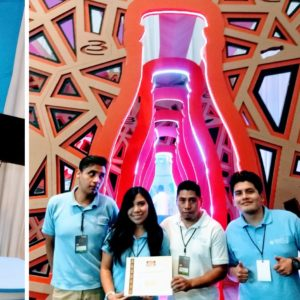 Globalia Mexico City participates in the Expo Suppliers Coca-Cola Mexico event