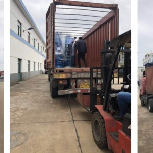 Globalia Piraeus joins forces with their network partner and moves a cargo from Shanghai to Bangkok