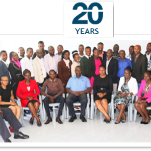 Globalia Mombasa, Kenya, celebrates 20 years of business!