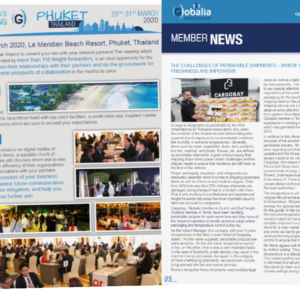 Globalia's September newsletter is out and available for viewing on the website