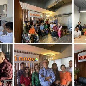 Globalia Yangon moves to a new and well-equipped office space in a different location