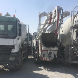 Globalia Doha moves 16 units of Transit Mixer