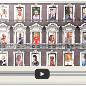 Globalia Barcelona creates a video to thank their partners for their trust in these tough times