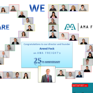 Globalia Hamburg turns 25!