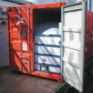 Globalia Piraeus transports 87 containers of refined soy bean Oil from Greece to Egypt