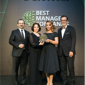 "Globalia Istanbul gets listed among one of the ""Best Managed Companies"" of Turkey"