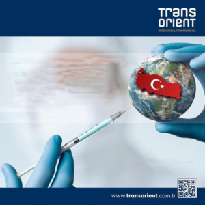 Globalia Istanbul is the chosen logistics partner from clearance to country-wide distribution of vaccines during Phase 3 process