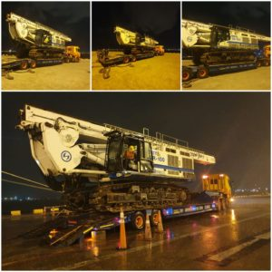 Globalia Singapore successfully delivers a 500 CBM Ro-Ro shipment