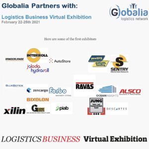 Globalia Logistics Network establishes a media partnership with Logistics Business