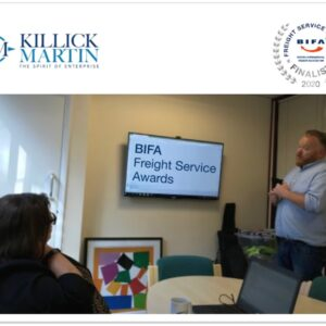 Globalia Bristol gets shortlisted as finalists for the BIFA Award 2020