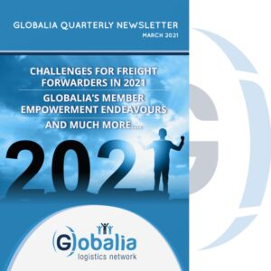 The spring edition of Globalia's 2021 newsletter is now available for viewing