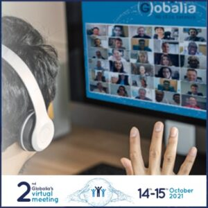 Globalia's 2nd Virtual Meeting is all set to take place on the 14th and 15th of October 2021