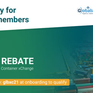 Globalia members will be awarded with a 5% rebate on subscription fees for their first year on xChange
