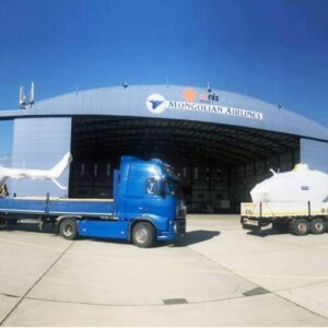 Globalia Ulaanbaatar moves two units of EC-145 helicopters