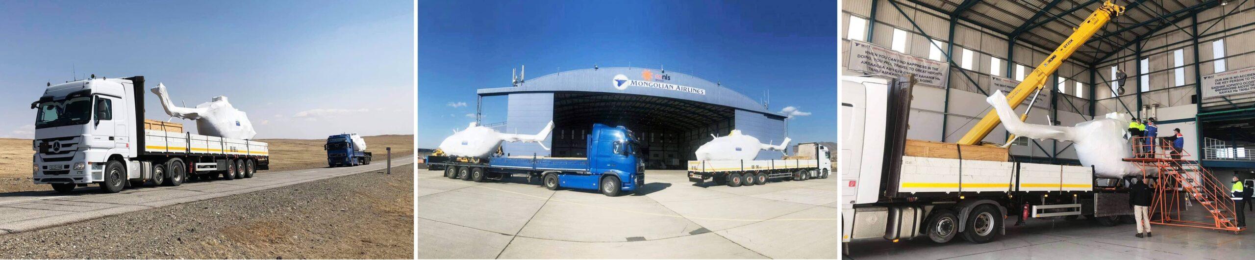 Globalia Ulaanbaatar - independent freight forwarder